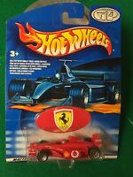 Hot Wheels Grand Prix Ferrari, 2000 Mattel, Comes With Ferrari Decal
