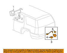 GM OEM Rear View-Backup Back Up Camera 15173619