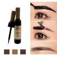 Eyebrow Tattoo Black Coffee Gel Gray Peel Off Eye Brow Shadow 2019NE Eyebro O2P0