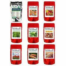 100 Heirloom-Seed-Packets-Non-GMO-Vegetable-Fruit-Herb-Flower-Garden-Survival