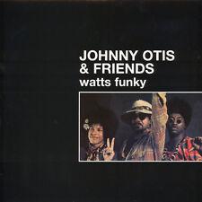 Johnny Otis & Friends - Watts funky (Vinyl 2LP - 2001 - EU - Original)