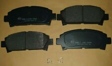 Toyota Avensis, Carina E, MR2 Front Brake Pads