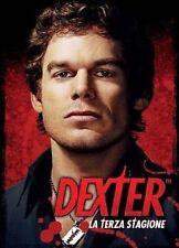 Dvd DEXTER - Stagione 03 - (Box 4 Dischi) Serie Tv .....NUOVO
