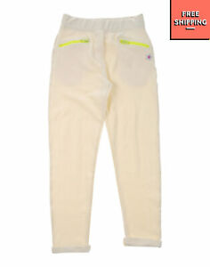 DIMENSIONE DANZA SISTERS Jogger Trousers Size 12Y Roll-Up Cuffs Made in Portugal