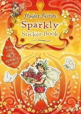 Flower Fairies: Flower Fairies Sparkly Sticker Book by Cicely Mary Barker...