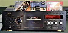 TEAC V-8030S 3head/4motor+SERVICED,REMOTE+FREE TAPES and SHIPPING !