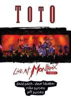 Toto - Live At MONTREUX 1991 Nuovo DVD