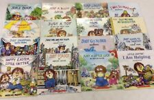 Lot of 10 Little Critter Books By Mercer Mayer! Popular Kids Books!