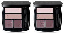 Avon 2 True Color Multi-Finish Eyeshadow Quad Shade Romantic Mauves $16 NIB