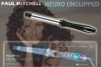 PAUL MITCHELL NEURO UNCLIPPED 1.25 INCH CONE