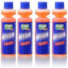 4x Dr.Wack CW1:100 Super Scheibenreiniger 40 ml Konzentrat Anti-Kalk-Formel
