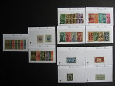 Sales Card hoard breakdown ITALY all different,unverified part 5 of 10