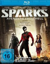 Sparks - Avengers from Hell - NEW Blu-ray Disc - FREE POST- mmoetwil@hotmail.com