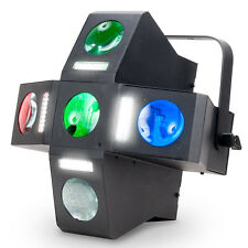 American DJ ADJ Monstruo Divertido 2-FX-IN-1 25W LED MOONFLOWER haz Fx + luz estroboscópica