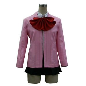 Shin Megami Tensei: Persona 3 Yukari Takeba Uniform COS Clothing Cosplay Costume