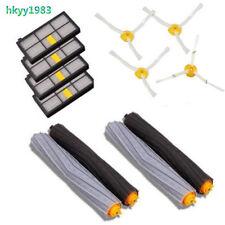 Extractor Side Brush Filter Kit for iRobot Roomba 800 Series 870 880 Cleaner Set