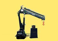 Hyind H10x1p Truck Crane 1 Ton Hiab Loader Pto Version Hyva Maxilift Worldwide