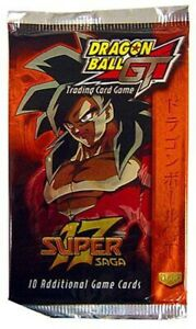 Dragon Ball GT CCG Complete your Unlimited Super 17 Saga Set! Choose your cards!