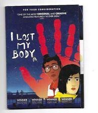I Lost My Body Blu-ray FYC Netflix Promo Full Length Screener 2019