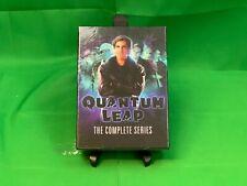 Quantum Leap: The Complete Series (Dvd, 2017, 18-Disc Set) New