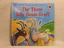 First Favourite Tales: Three Billy Goats Gruff, Ladybird, Excellent Book