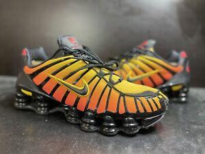 Nike Shox TL Sunrise Retro Orange Yellow Air Max OG Neon 95 97 Gold 90 1 I Plus
