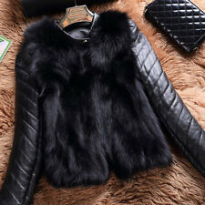 151220 Real Raccoon Fur Coat with Sheep Leather Sleeve Womens Winter Warm Jacket