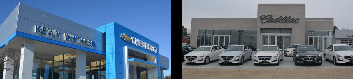 Kevin Whitaker Chevrolet Cadillac