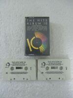 18749 The Hits Album 10 Cassette Album 1989