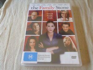 The Family Stone (DVD, 2006) Region 4 Dermot Mulroney, Sarah Jessica Parker