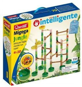 Quercetti - Migoga Jungle Marble Run