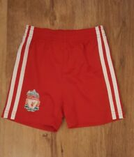 Baby Liverpool football club shorts LFC official 9-12 months Adidas Red