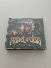 Prince of Persia (Sega Mega CD) Complete PAL