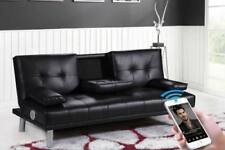 Unbranded Faux Leather Living Room Sofa Beds