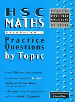 HSC Maths Extension 2 Practice Questions