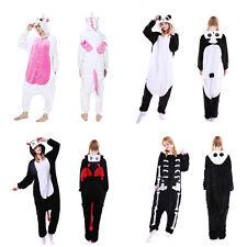 Women Adult Kigurumi Pajamas One Piece Cosplay Costume Animal Cute Sleepwear