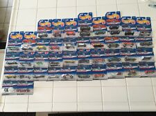 Hot Wheels 1998 First Editions Full Set of 40 plus Variatons Lot Of 42 NEW-- 003
