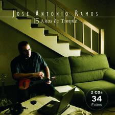 JOSE  ANTONIO RAMOS  ANTOLOGÍA-15 años de timple