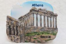 PARTHENON ATHENS GREECE 3D Fridge Magnet Resin Collectible Souvenir Tourist Gift
