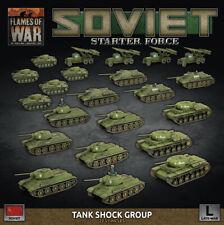 Flames of War BNIB Soviet Starter Force (Tank Shock Group) SUAB11