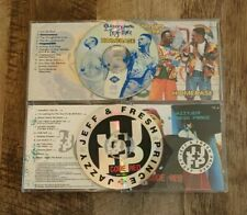 DJ Jazzy Jeff & The Fresh Prince CD Lot - Homebase and Code Red