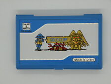Nintendo Game & Watch Handheld * GOLD CLIFF * Retro Console Rare MV-64