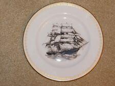 SPODE BONE CHINA CUTTY SARK CENTENARY 1869-1969 PLATE ENGLAND