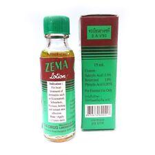 ZEMA lotion Treatment Dermatitis Eczematoid Psoriasis 12% Eczema Itchy Skin 15ml
