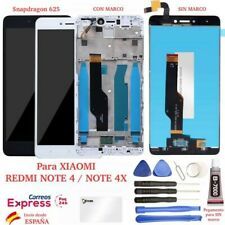 Screen for Xiaomi Redmi Note 4 4X LCD + Tactile + Frame (optional)