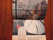March 28, 1959  TV Guide (MARY  MARTIN/PETER PAN/PATRICIA  BARRY/HORACE  McMAHON