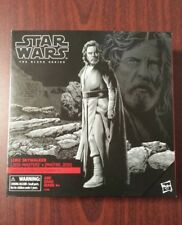 Hasbro Star Wars Black Series 6 inch Luke Skywalker Jedi Master Ahch-To Island