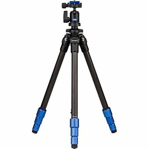 Benro Carbon Fibre Travel Tripod + Arca Ball Head #TSL08CN00 (UK Stock) BNIB