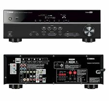 Yamaha RX-V375 Home Cinema 5.1 3D ARC 4K AV Receiver Amplifier 6x HDMI 2x USB FM
