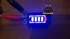livello batteria 12 volt modulo voltmetro tester universale